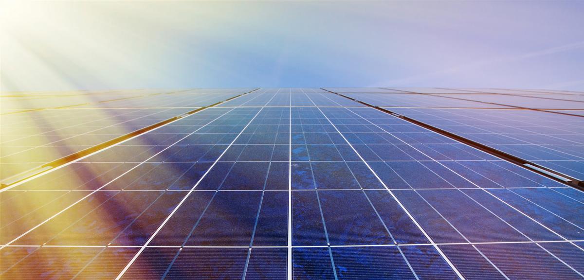 Nanotecnología energía solar