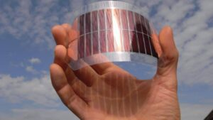 Nanotecnología en la energía solar