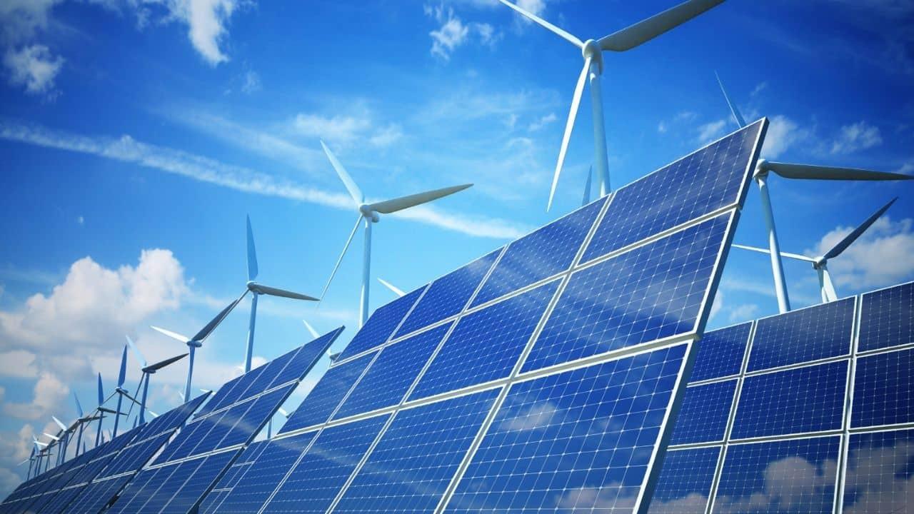 Punto de inflexión la energía solar mas barata que la eólica