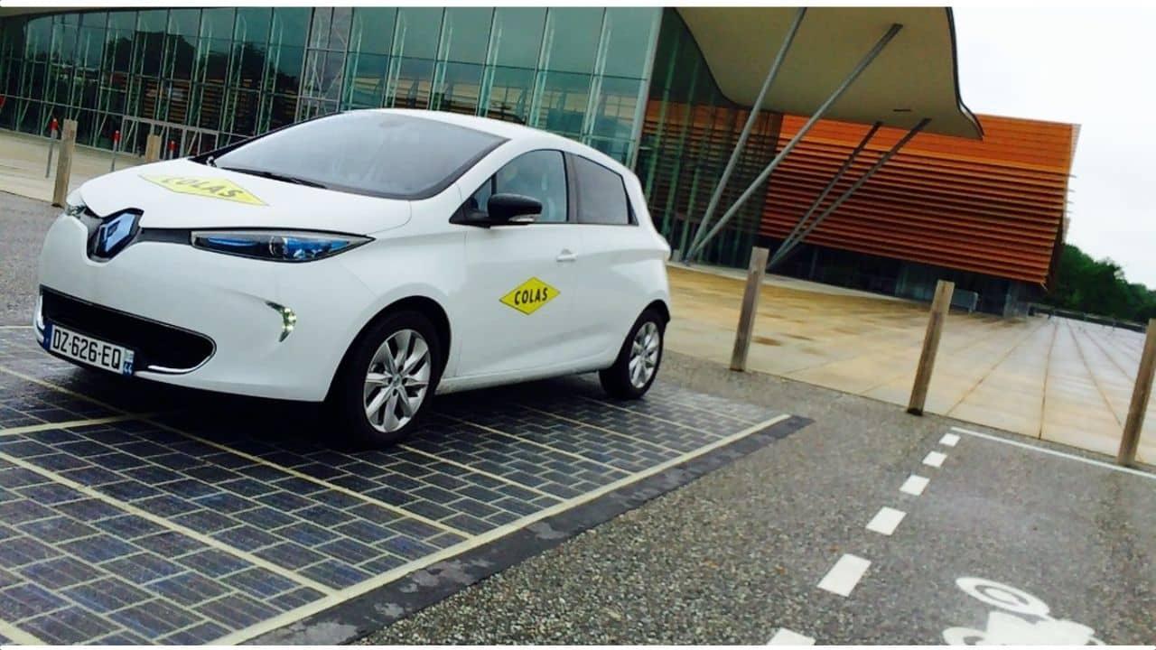 Wattway carreteras fotovoltaicas