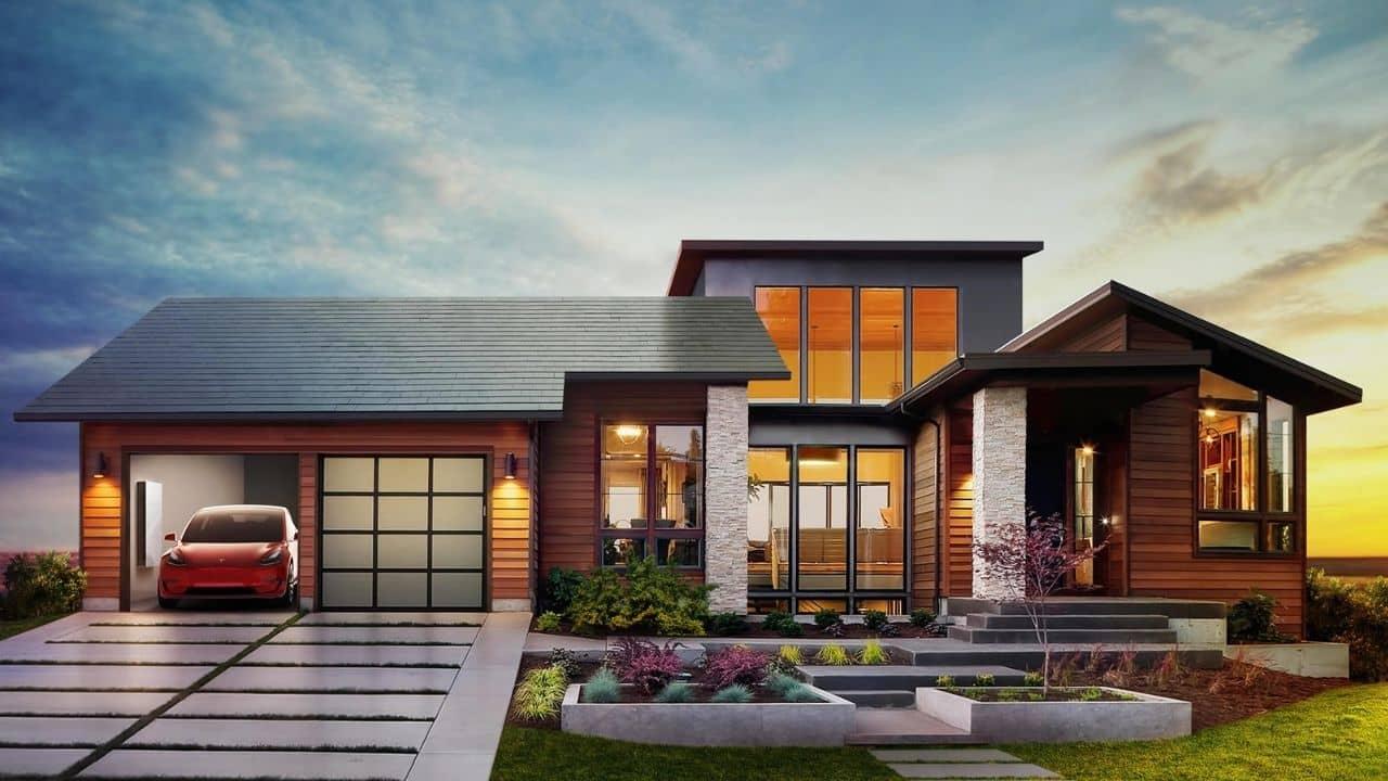 Tesla presenta los nuevos Paneles Solares