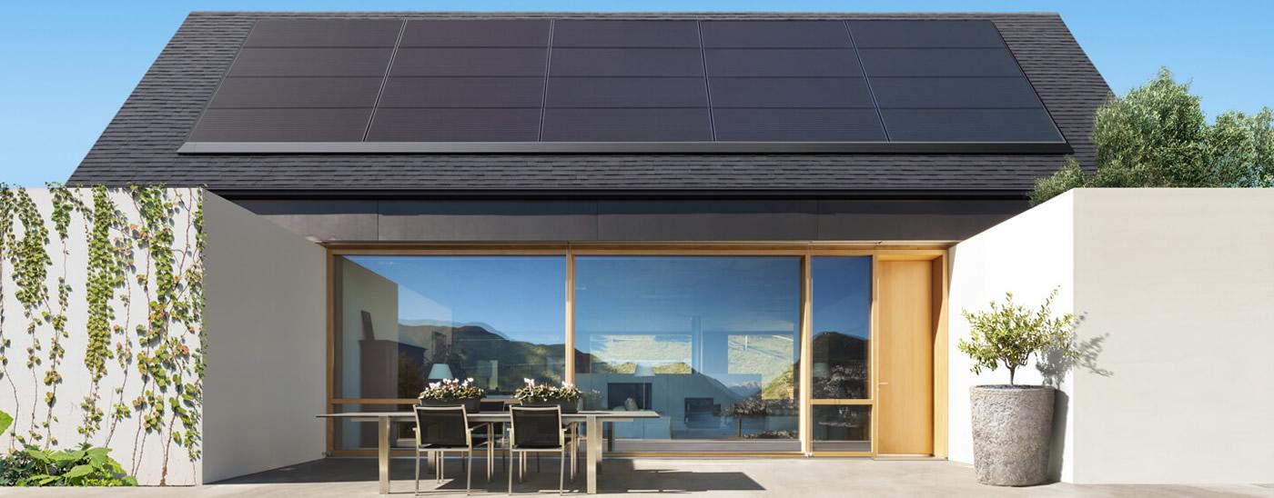 Tesla techos solares