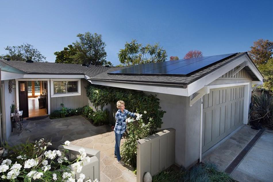 sunpower techos hogares