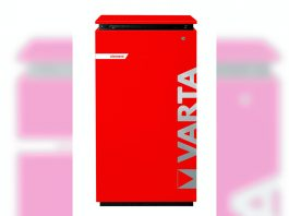 Baterías solares de VARTA