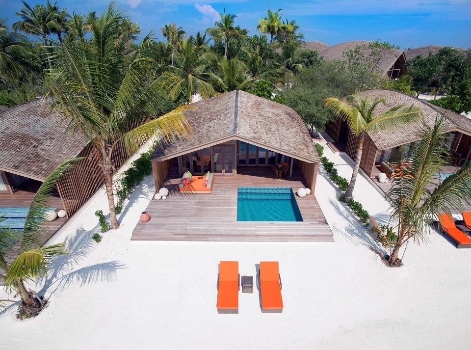 Hotel Maldivas ecológico