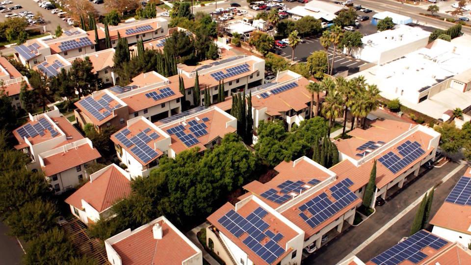 california solar paneles nueva ley