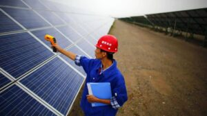 ¿Por qué China está dominando la industria solar