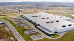 Gigafactory 2 de Tesla producción de tejas solares