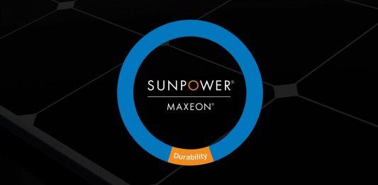 SunPower paneles solares de 400 vatios