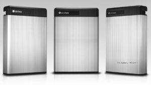 Batería de litio LG CHEM resu 10KW