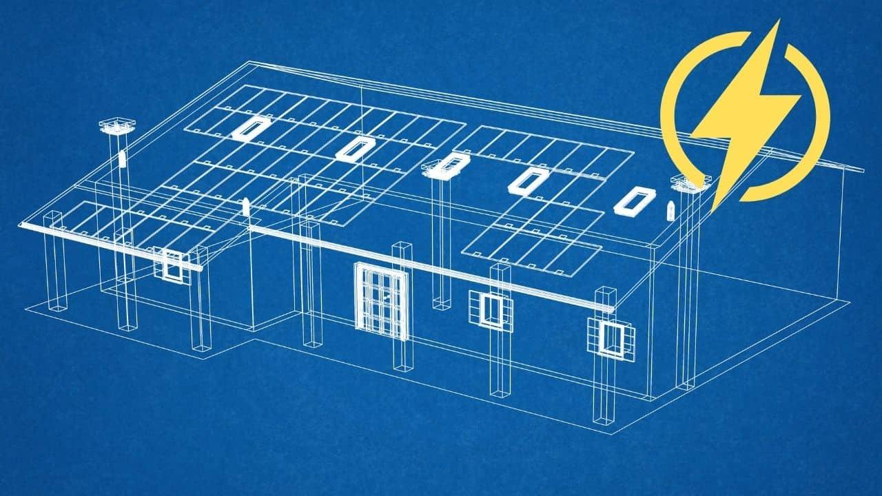 Cuántos paneles solares necesitaré para una casa