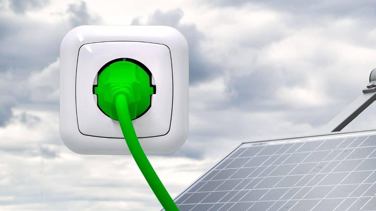 ¿Por qué energía solar renovable?