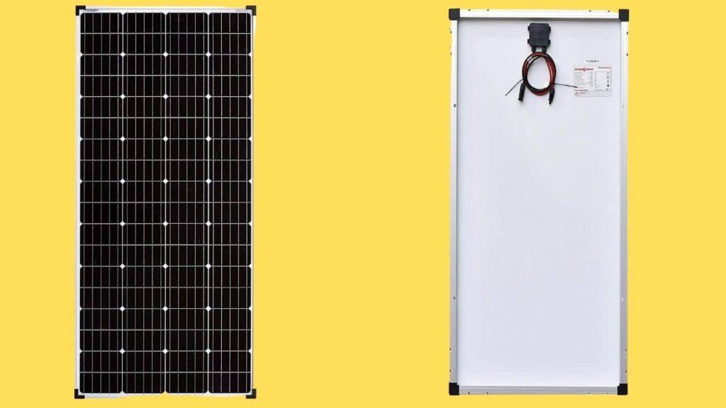 enjoy solar monocristalino de 180W