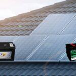 ¿Dónde colocar las baterías solares?