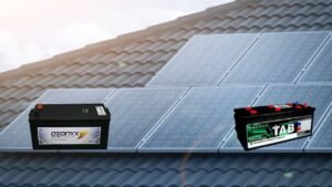 Dónde colocar las baterías solares